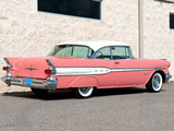Pictures of Pontiac Chieftain Catalina Coupe (2737) 1957