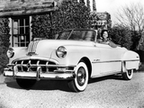 Pontiac Chieftain Convertible 1950 images