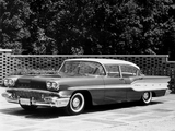 Pontiac Chieftain 4-door Sedan (2749) 1958 pictures