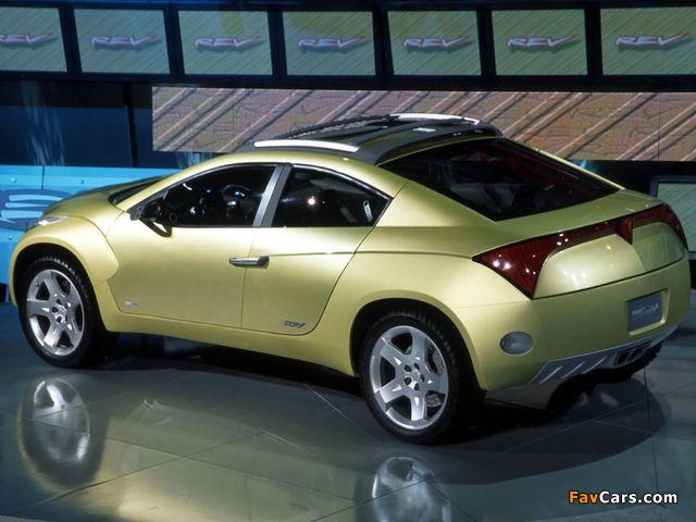 Images of Pontiac REV Concept 2001 (640 x 480)