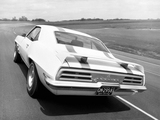 Photos of Pontiac Firebird Trans Am Prototype 1969