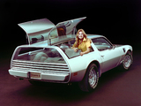 Photos of Pontiac Firebird Trans Am Type K Concept 1977