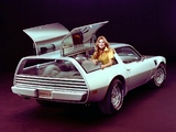 Pictures of Pontiac Firebird Trans Am Type K Concept 1977