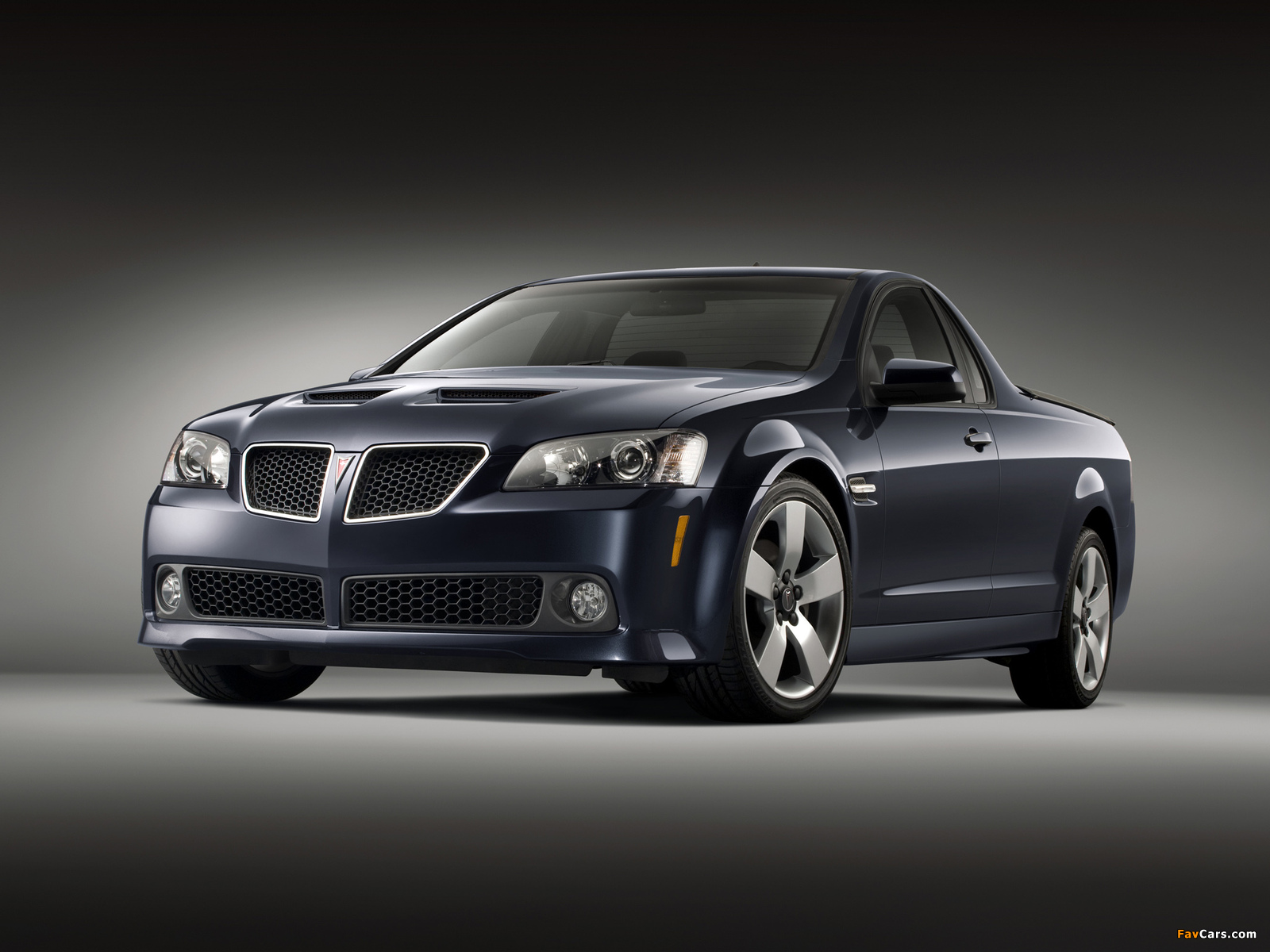 Pictures of Pontiac G8 Sport Truck 2009 (1600 x 1200)