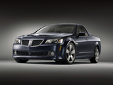 Pictures of Pontiac G8 Sport Truck 2009