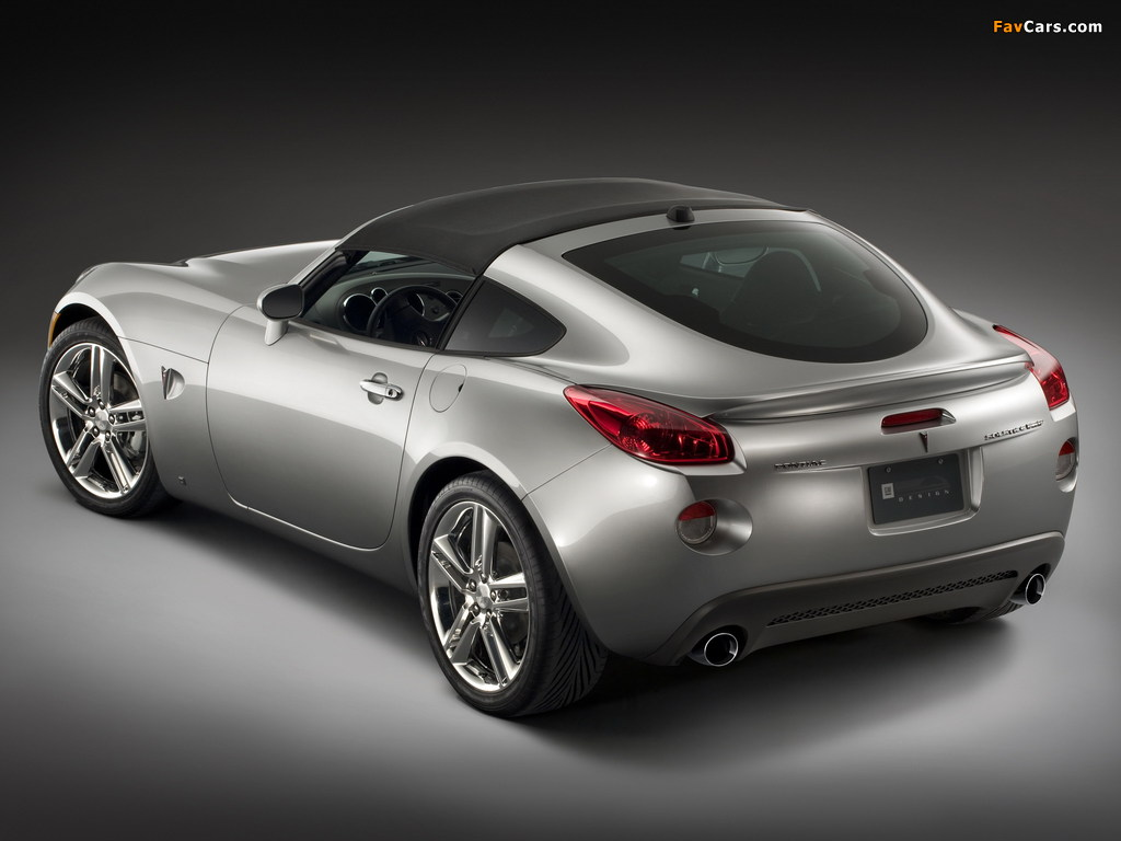 Pictures of Pontiac Solstice Coupe 2009 (1024 x 768)