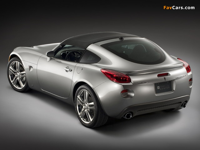 Pictures of Pontiac Solstice Coupe 2009 (640 x 480)