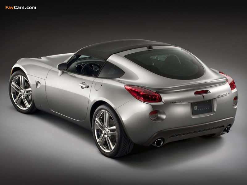 Pictures of Pontiac Solstice Coupe 2009 (800 x 600)