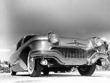 Pontiac Strato Star Concept Car 1955 wallpapers