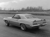 Pontiac Firebird Trans Am Prototype 1969 images