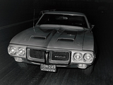 Pontiac Firebird Trans Am Prototype 1969 pictures