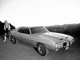 Pontiac Firebird Trans Am Prototype 1969 wallpapers
