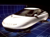 Pontiac Pursuit Concept 1987 pictures
