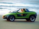 Pontiac Stinger Concept 1989 pictures