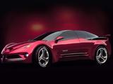 Pontiac Rageous Concept 1997 pictures