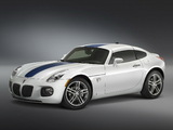 Pontiac Solstice GXP Coupe Racing Heritage Concept 2008 photos