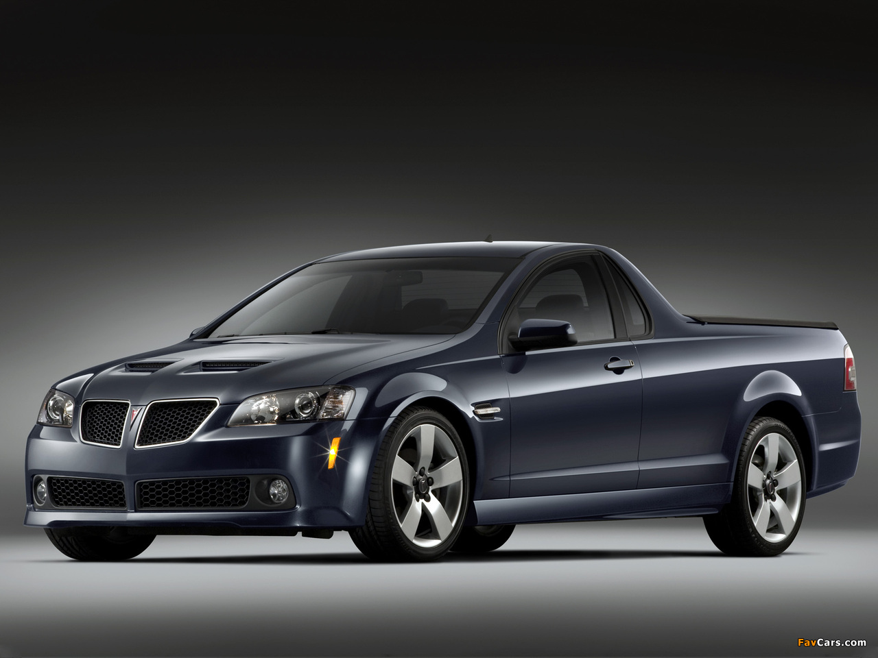 Pontiac G8 Sport Truck 2009 wallpapers (1280 x 960)
