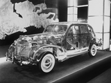 Pontiac DeLuxe Six Transparent Display Car 1939 photos
