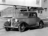 Images of Pontiac Economy Eight Sport Coupe (601-328) 1933