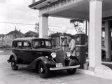 Pontiac Economy Eight 4-door Sedan (601-309) 1933 images