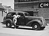 Pontiac Eight Touring Sedan AU-spec (605-2019) 1935 images