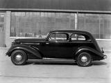 Pontiac Eight 2-door Sedan (605-2001) 1935 wallpapers
