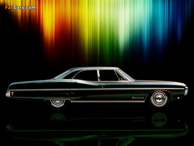 Pictures of Pontiac Executive 4-door Pillared Sedan 1968 (640 x 480)