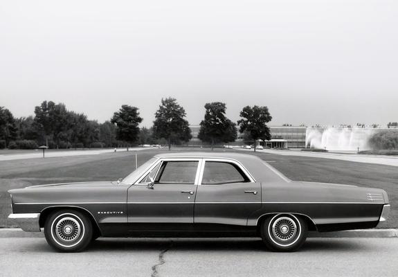 Pontiac Star Chief Executive Sedan 25669 1966 Pictures