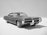 Pontiac Executive 4-door Hardtop (25639) 1967 wallpapers