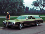 Pontiac Executive Safari 1969 images