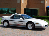 Pictures of Pontiac Fiero Indy 500 Pace Car 1984