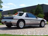 Pontiac Fiero Indy 500 Pace Car 1984 images