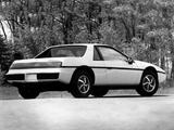 Pontiac Fiero 1984–88 images