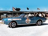 Images of Hurst Pontiac Firebird 400 Convertible Daytona 500 Pace Car 1967