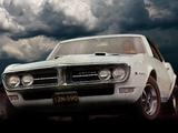 Images of Pontiac Firebird 400 1968