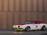 Images of Pontiac Firebird Trans Am Race Car (7L141852) 1968