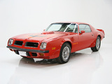Images of Pontiac Firebird Trans Am Super Duty 1972–74