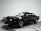 Images of Pontiac Firebird Trans Am T/A 6.6 W72 Black Special Edition 1978