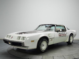 Images of Pontiac Firebird Trans Am Turbo Indy 500 Pace Car 1980