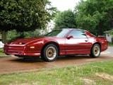 Images of Pontiac Firebird Trans Am GTA 1987