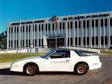 Images of Pontiac Firebird Trans Am Turbo 20th Anniversary Indy 500 Pace Car 1989