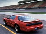 Images of Pontiac Firebird Trans Am GTA 1990