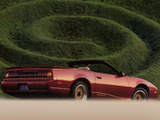 Images of Pontiac Firebird Trans Am Convertible 1991–92