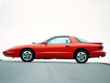 Images of Pontiac Firebird 1993–97