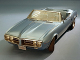 Photos of Pontiac Firebird Convertible 1967