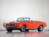 Photos of Pontiac Firebird 400 Ram Air III Convertible (2367) 1969