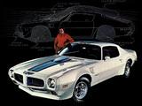 Photos of Pontiac Firebird Trans Am 1970–73