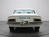 Photos of Pontiac Firebird Trans Am SD-455 1973