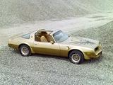 Photos of Pontiac Firebird Trans Am Gold Special Edition 1978