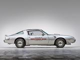 Photos of Pontiac Firebird Trans Am T/A 6.6 L78 10th Anniversary Daytona 500 Pace Car 1979